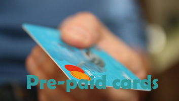 With our pre-paid cards members can load-up a card with a set amount of money from their Savings or Loan balance for use in shops, online and at ATMs.